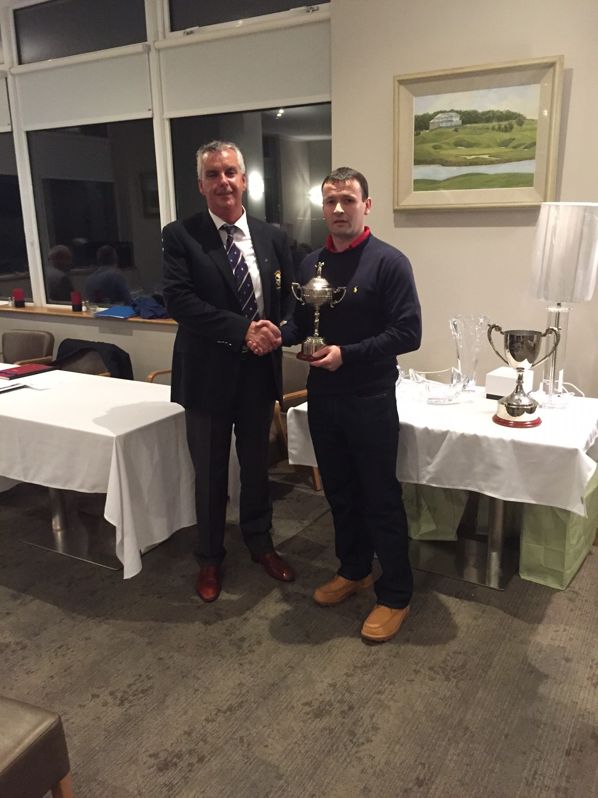 Congratulations Keith Harte our 2015 Golfer of the Year